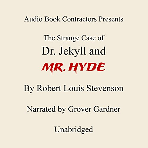 Dr. Jekyll and Mr. Hyde audiobook cover art