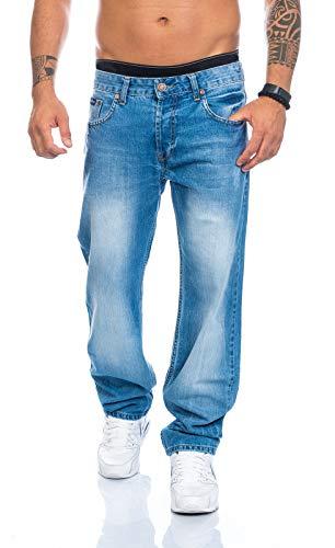 Rock Creek Herren Jeans Hose RC-2009 W38 L32