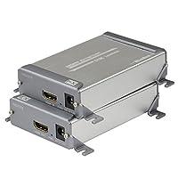 Mirabox HDMI Extender over cat5/ cat5e / cat6/ 1つcat6e LANケーブル100Mロスレスno-delay for