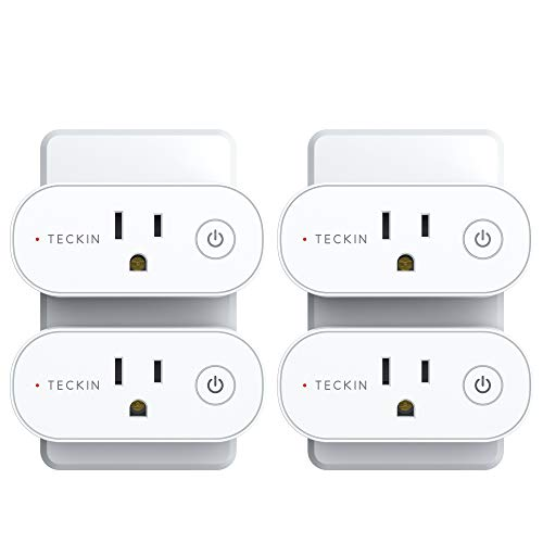 TECKIN Smart Plugs That Work with Alexa and Google Home
