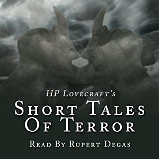 H. P. Lovecraft's Short Tales of Terror cover art