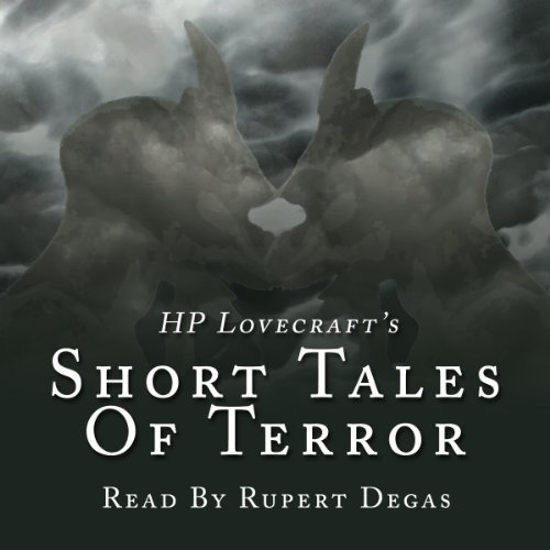 H. P. Lovecraft's Short Tales of Terror audiobook cover art
