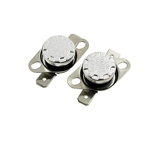 KSD301 250V 10A normalmente abierto/normalmente cerrado ningún termostato interruptor de control de temperatura térmica degC 0-95Celsius Grado,90 Degc,Normally Close
