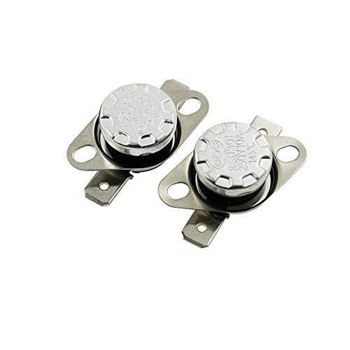 KSD301 250V 10A normalmente abierto/normalmente cerrado ningún termostato interruptor de control de temperatura térmica degC 0-95Celsius Grado,35 Degc,Normally Open