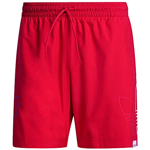 adidas GN3549 FTO Swims Swimsuit Mens Scarlet L