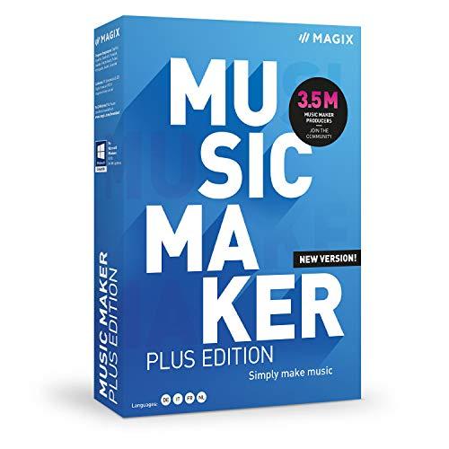 Magix Software DE -  Music Maker - 2021