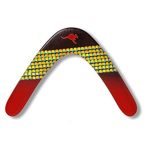 Unbekannt Boomerangfan boomerangfanboomer-l 29cm Boomer Linkshänder Boomerang