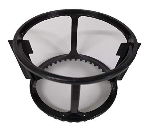 Porta filtro meccanico con spazzola autopulizia estrattore Hotpoint Ariston modello SJ4010 ricambio originale