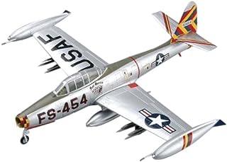 [イージー モデル]Easy Model F84G Thunder Jet Four Queens/OLIE Flown by Joe Davis, 58 FBG, Base Taegu, Summer 1953 Die Cast Aircra...