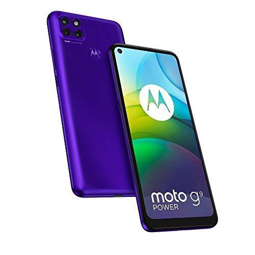 Moto G9 Power 4GB Ram 64GB HD de 6.8' Dual Sim 64 MP Electric Violet (Moto G9 Power)
