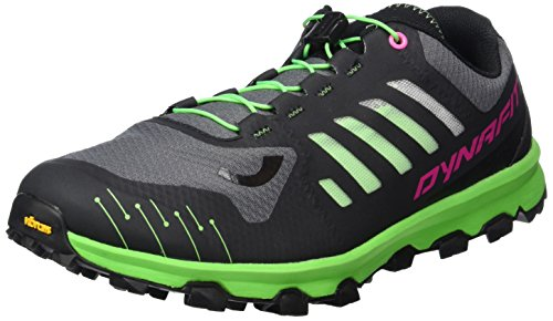 Dynafit MS Feline Vertical, Zapatillas de Trail Running Hombre, Negro Antracita 0801, 46.5 EU