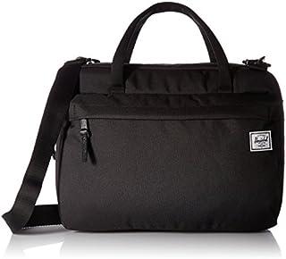 Herschel Supply Co. Gibson Messenger Bag, Black, One Size