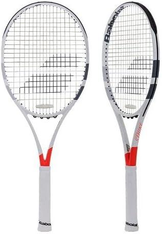 Babolat 休日 Strike G Strung Rackets Tennis Men Strun ショッピング
