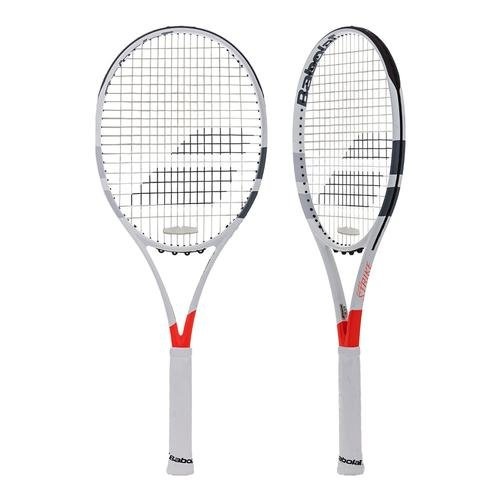 Babolat Pure Strike Gamer Tennis Racquet, White