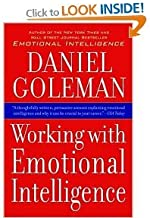 by Daniel Goleman Working with Emotional Intelligence(text only)1st (First) edition[Hardcover]1998