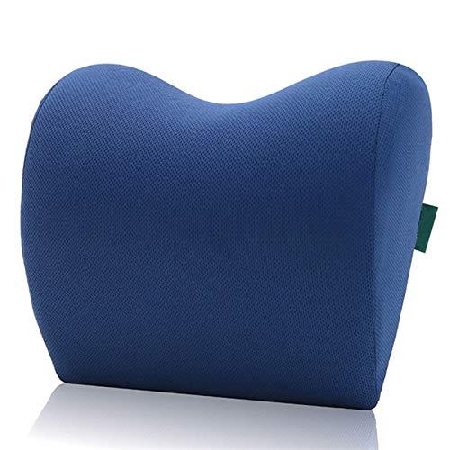 DSLK 2pcs / 1pc del Asiento Reposacabezas De Coches Almohada For Cuello Almohada De Viaje (Color : Blue 1pc)