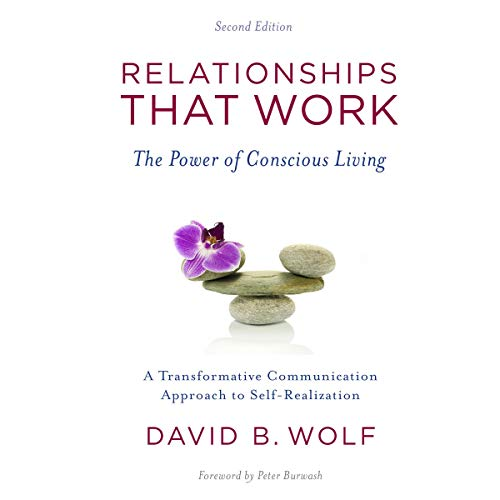 Relationships That Work: The Power of Conscious Living audiobook cover art