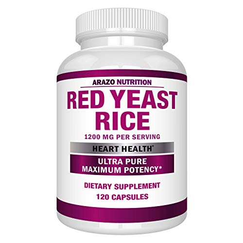 Red Yeast Rice Herbal Supplements