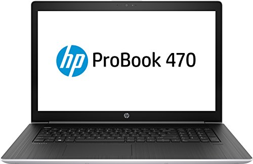 HP 470 G5 / I7-8550U / 8GB / 256GB PCIE NVME SSD / 17.3 IPS FHD AG/WLAN Intel AC 2x2 + BT 4.2 / W1