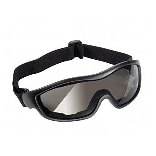 Elite Force MG100 Schutzbrille für Softair, Airsoft - schwarz mit getönten Gläsern (2.5034)