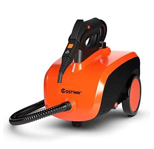 Great Deal! Steam Cleaner Mop Heavy Duty Multi-Purpose 1500 W