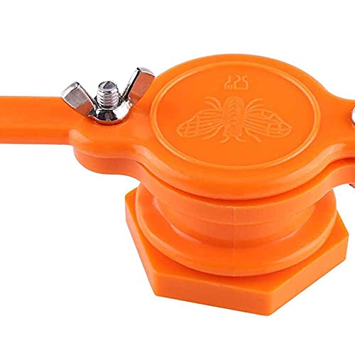 Gmasuber Plastic Gate Valve with a Threaded Barrel Optional Colors...