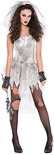 Amscan International Adults Drop Dead Gorgeous Zombie Costume (UK 14-16) by Amscan International