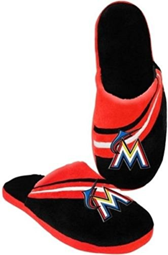 Forever Collectibles Miami Marlins MLB Licensed Embroidered Men