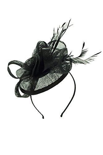 Finecy In - Bandeau - Femme taille unique - noir - Taille unique