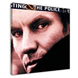 Sting(Gordon Sumner)'s Album-Cover – The Very Best of
