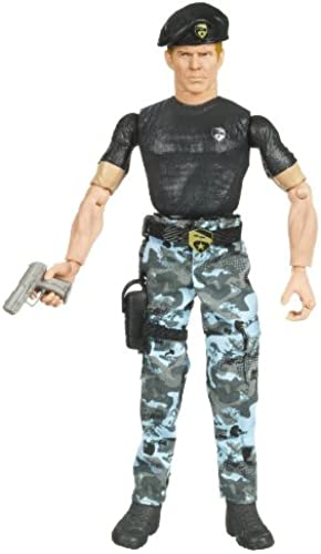 GI Joe Movie 12 Movie Character General Clayton Hawk Abernathy