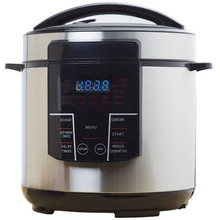 Brentwood 6-Quart Electric Pressure Cooker
