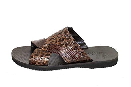 Baldinini Schuhe Sandalen Badeschuhe Shoe 6681 braun Gr.42