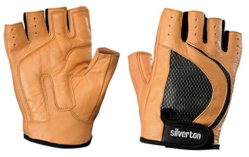Silverton Erwachsene Handschuhe Classic, beige, L