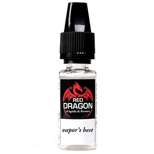 Riccardo Aromakonzentrat by Red Dragon, Komposition Dragon Blood, zum Mischen mit Basisliquid für e-Liquid, 0.0 mg Nikotin, 10 ml