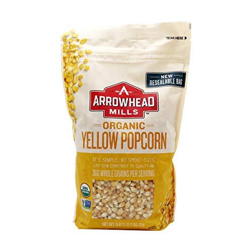 Arrowhead Mills Organic Yellow Popcorn - 28 oz