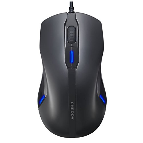 CHERRY Maus MC 4000 Corded Mouse Black