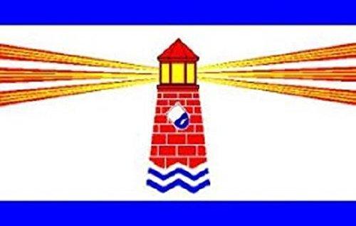 U24 Fahne Flagge Westerland auf Sylt 90 x 150 cm