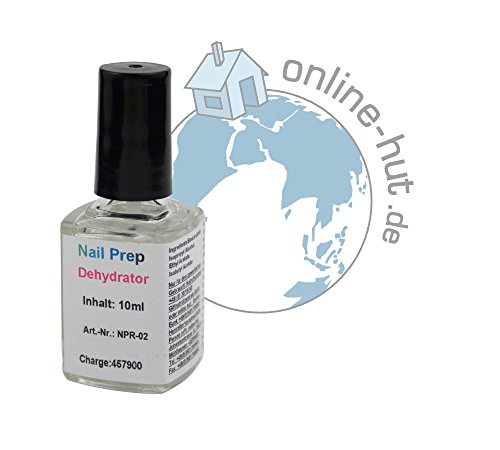 Nail Prep/Dehydrator 10 ml