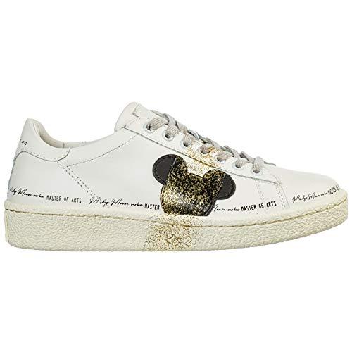 MOA Master of Arts Damen Sneaker Bianco 37 EU