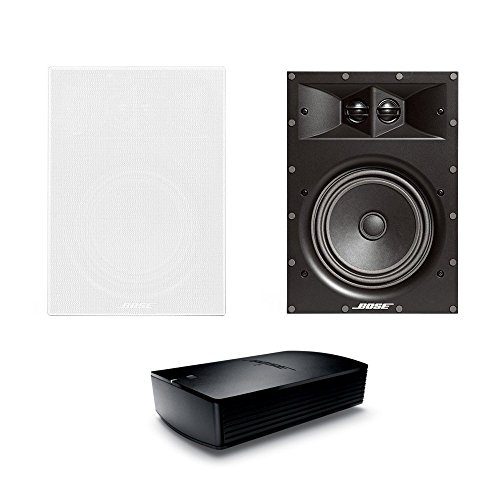 Purchase Bose Virtually Invisible 891 In-Wall Speaker- Pair (White) with SoundTouch SA-5 Amplifier