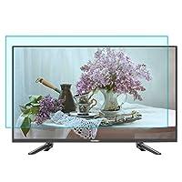 ブルーライトブロッキングスクリーンプロテクター近視を防ぎますすべてのブランドのテレビサイズの傷防止、指紋防止、べたつき防止 ZWYSL (Color : HD Version, Size : 49 inch 1075*604mm)