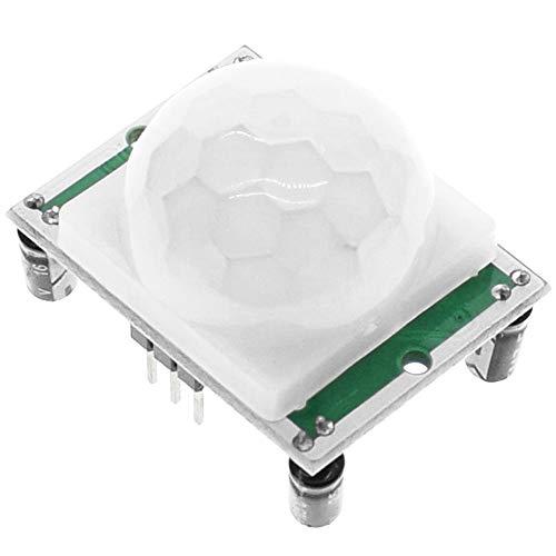 OcioDual Módulo Sensor de Movimiento PIR HC-SR501 con Salida...