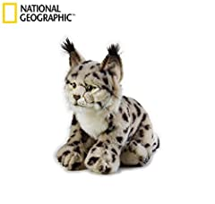 The National Geographic's plush animals are designed exclusively in Italy. All toys come with Certificate of Authenticity The materials, colors and attention to details make the plush animals look life-like Made for high quality materials Passed all ...