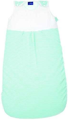 Fillikid 049-70-34 Ganzjahresschlafsack Jersey, 70cm, grün