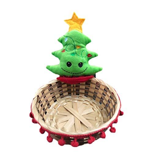 cesta almacenaje navidad fabricante Amosfun