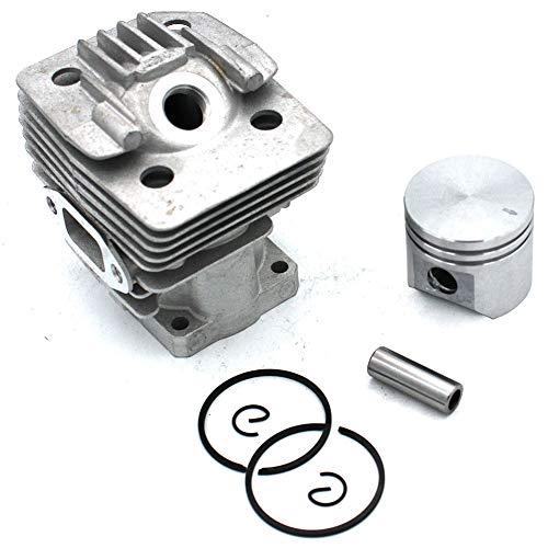 P SeekPro Cilindro de pistón Kits 38mm para Stihl FS220 220R Desbrozadora Parts # 4119 020 1204