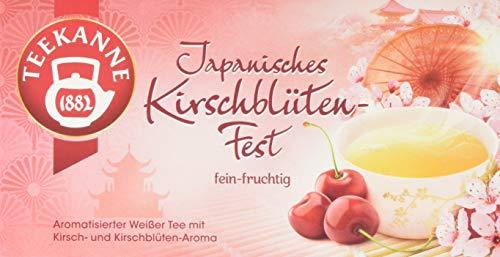 Teekanne Japanisches Kirschblüten-Fest, 6er Pack (6 x 30 g)