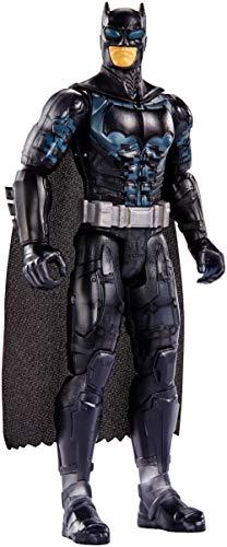Justice League- Figura Batman, Multicolor, 30 centímetros (Mattel FPB51)