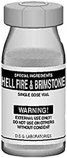 Shomer-Tec Special Ingredients Hellfire and Brimstone Vial